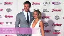 """Exclu Vidéo : Scarlett Johansson, Robert Downey Jr, Chris Hemsworth... des héros à l'avant-première des """"Avengers : l'Ère d'Ultron"""""""