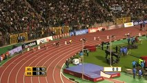 Stadium record for Usain Bolt - from Universal Sports
