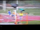 Three 8th graders run 4:43 mile (last lap)