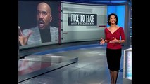 CNN: Steve Harvey 'I don't have female friends'