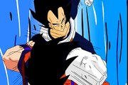 DBZ Flash Animation Goku vs Vegeta (Fan Dub fan animation)