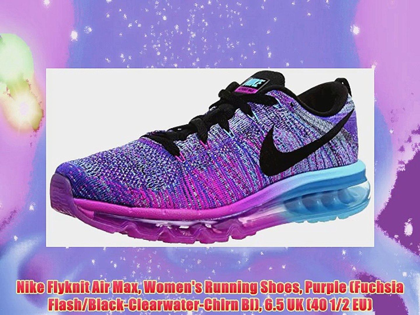 nike flyknit air max review running