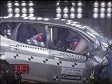 Honda Jazz (2003) crash test