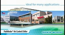 Daikin McQuay Pathfinder Video Air Cooled Screw Chiller