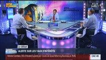 Nicolas Doze: Les taux d'intérêt négatifs se généralisent dans les pays de la zone euro - 15/04