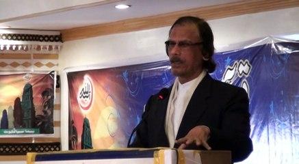 Habib ur Rehman Asim, tehematic lectur in PIMA Punjab Convention 2015 on وتعاونو علی البر والتقویٰ