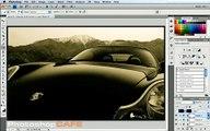 Photoshop CS4 new retouching tools how to