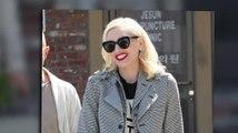 Gwen Stefani y su esposo Gavin Rossdale lucen estilos similares con pantalones anchos
