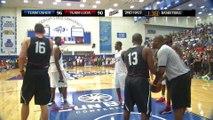 Ludacris vs Usher - 2013 Celebrity Basketball Game Overtime - Atlanta, GA