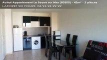 A vendre - Appartement - La Seyne sur Mer (83500) - 2 pièces - 42m²