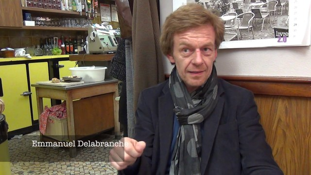 """Un Livre 2.0 : """"A peine perdue"""" d'Emmanuel Delabranche"""