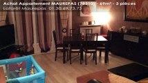 Vente - appartement - MAUREPAS (78310)  - 69m²