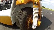 Le MRV, la voiture électrique et autonome développée par la NASA
