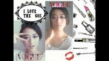 復古迷情: Make up the 60s Inspired by Twiggy || ChengieJ
