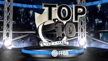 CourtCuts Top 10 FFBB du 11 Avril 2015