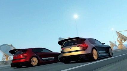 Volkswagen GTI Supersport Vision Gran Turismo  Unveiled de Gran Turismo 6