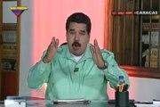 Maduro anuncia medidas contra España