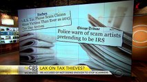 IRS accused of not doing enough to stop tax scammers
