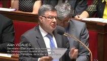 Situation des transports ferroviaires : A. Vidalies répond à une QAG de A. Gest