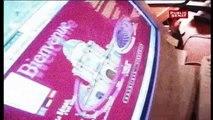 Lancement officiel de la chaîne public sénat le 25/04/2000