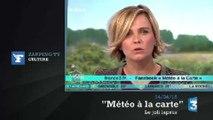 Zapping TV : le lapsus très gênant d'une présentatrice de France 3