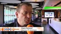 Nijland: Wij zijn trots dat we mogen spelen in een prachtig stadion, dat moet zo blijven - RTV Noord