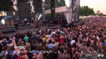 Rock The Garden 2013: Metric: Youth Without Youth