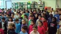 [École en chœur] - Académie de Versailles - École élémentaire Les Bons Raisins, Rueil-Malmaison - Chorale des CPs