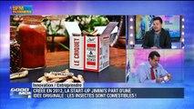 Jimini's, la start-up qui vous fait manger des insectes à l'apéro: Bastien Rabastens - 15/04