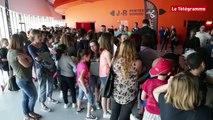 Brest. Public nombreux pour les handballeuses françaises