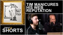 Deep Inside the Rabbit Hole - TIM MANICURES HIS WEB REPUTATION