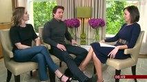 Tom Cruise & Emily Blunt Interview   Edge of Tomorrow   Breakfast