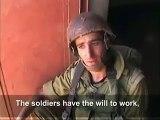 Israel : IDF soldiers in Lebanon