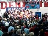 Tim Kaine endorses Senator Obama in Spanish