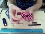 HOW TO: Make a Basic Hair Bow Tutorial by Just Add A Bow