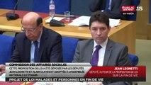 Audition de Alain Claeys et Jean Leonetti sur le proposition de Loi sur les droits des malades - Audition
