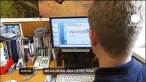 euronews science - GPS buoys used to measure sea levels