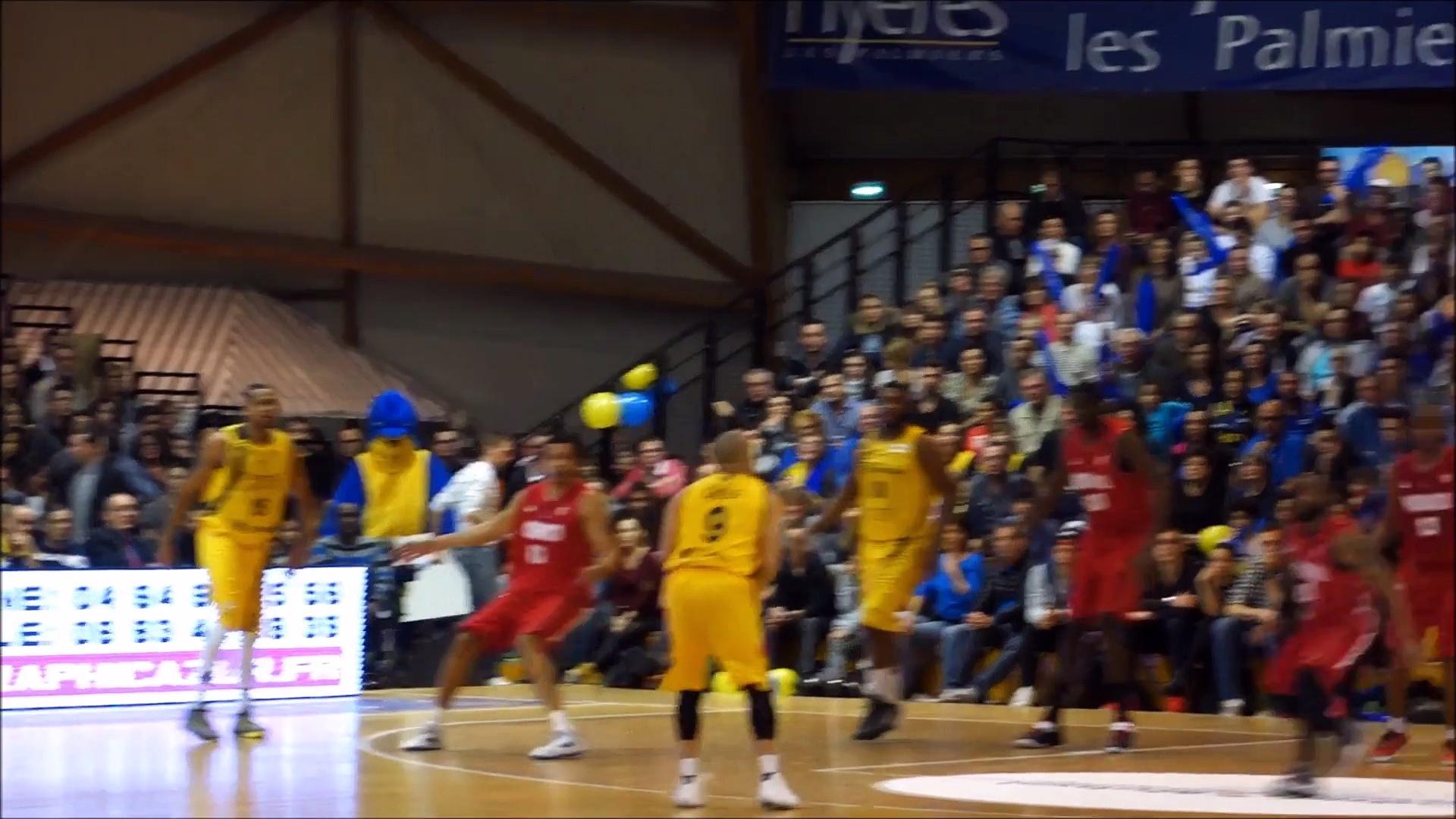 Ludovic CHELLE HTV BASKETBALL Highlights