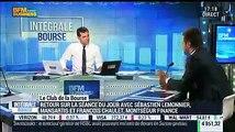 Le Club de la Bourse- Sébastien Lemonnier, François Chaulet et Vincent Ganne - 23-02