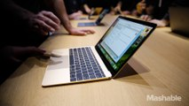 The New Macbook hands-on | Mashable