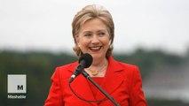 Mashup of Hillary hinting at presidential run in 2016