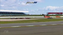 Silverstone2015 Race 2 Boccolacci Spins and Pommer Spins Ilott Live