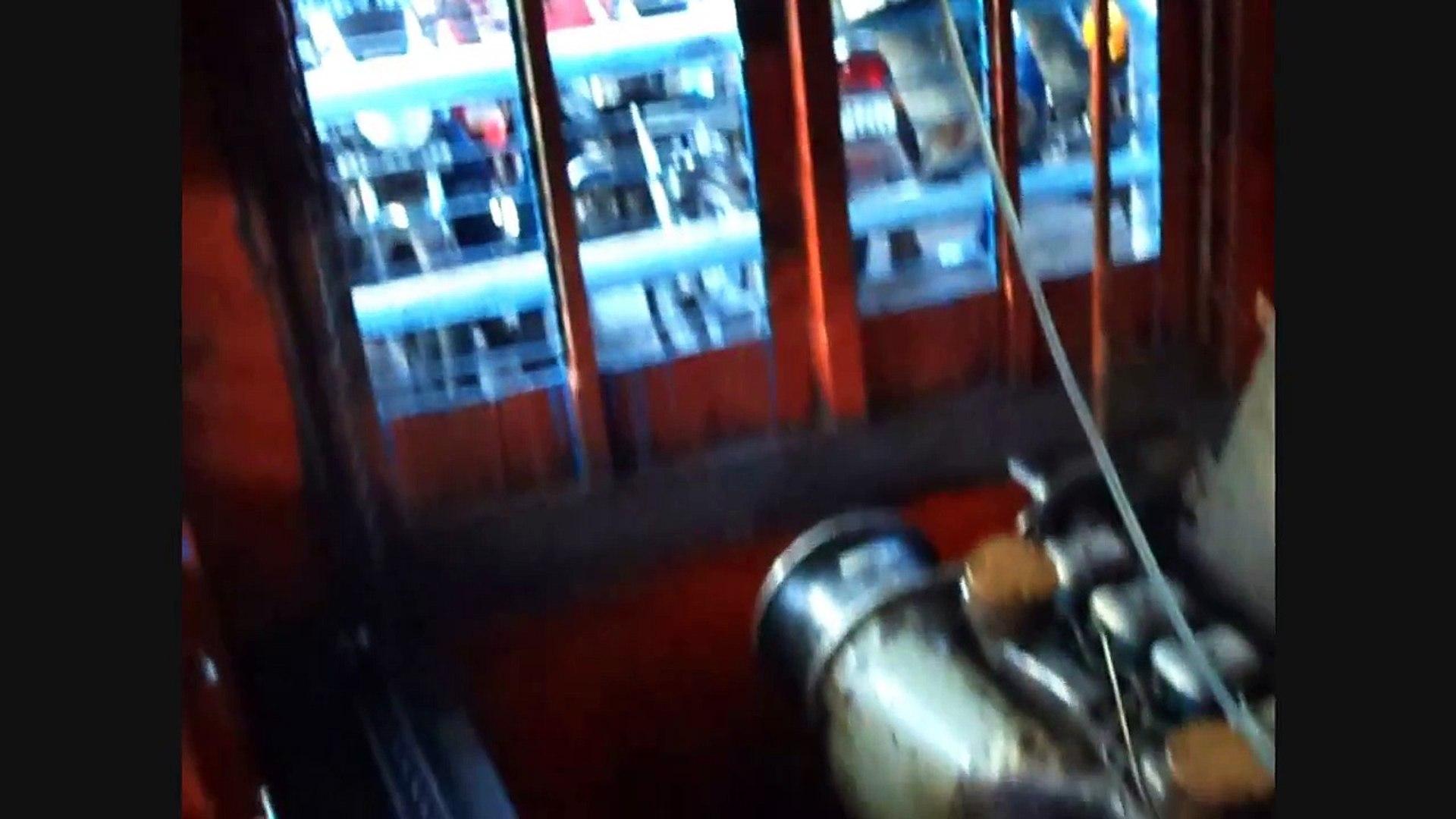 CANACONA PNJ-461 Ferry RUSTON & HORNSBY (INDIA LTD...) L6YDAXM-(MK.2) Engine Room In Action...