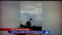 Copter crashes on Capitol Hill