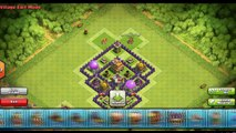 Clash Of Clans - Best Town Hall 6 Trophy Base ( town hall 6 trophy ) Speed Build 2014 !