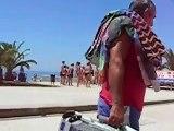 Summer in Quarteira, Algarve is fantastic life