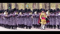 Remembrance Sunday 2014, London: The Military Bands