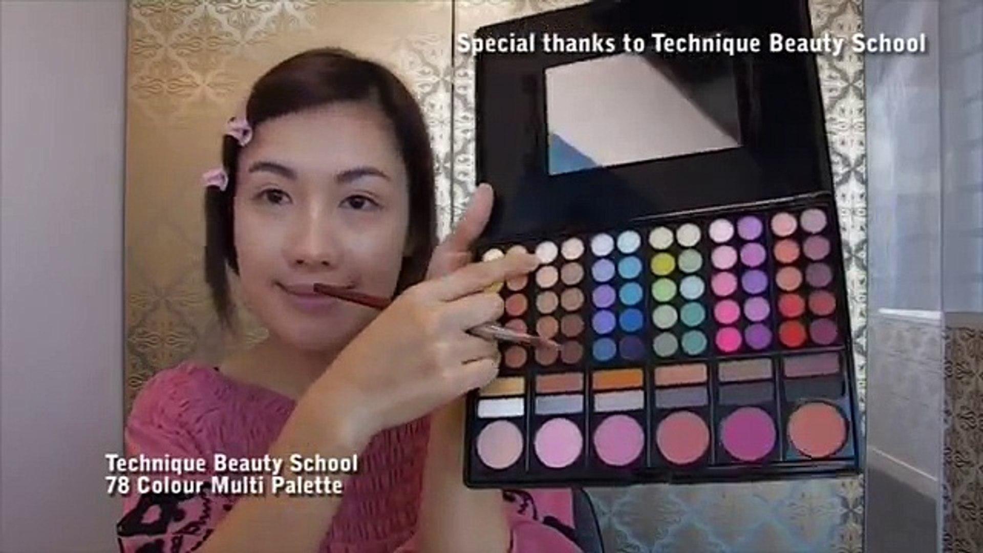 """ƝŽè©©éŸ»åˆæ¬¡ç´""""會妝 Selena Li First Date Makeup Video Dailymotion It went well.we ate, hang out, and had fun. selena li first date makeup"""