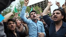 Thousands of Iranian Teachers Stage Silent Protests Demanding Higher Wages