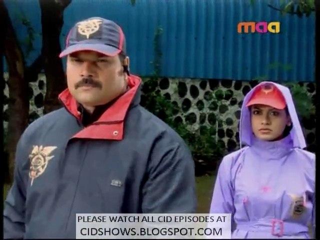 CID (Telugu) Episode 874 (15th - April - 2015)